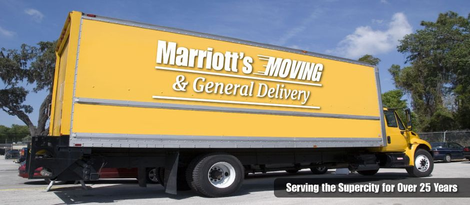 Serving the Supercity for Over 25 Years | Moving Truck